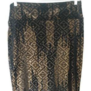 Lularoe Elegant Cassie Pencil Skirt